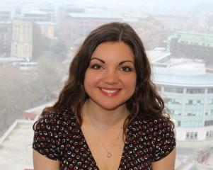 Sarah Green - March 2016